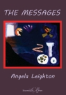 Cover - The Messages, Angela Leighton, Shoestring Press