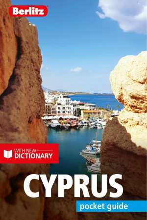 Berlitz Pocket Guide Cyprus - Buy at Amazon