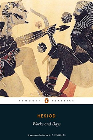 Works and Days by Hesiod - A. E. Stallings (Translator) - Buy at Amazon