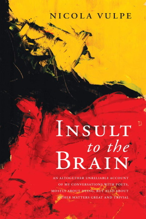 Insult to the Brain by Nicola Vulpe - Buy at Amazon