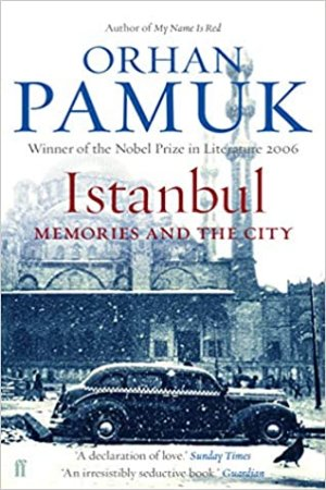 Istanbul: Memories of a City by Orhan Pamuk - Buy at Amazon