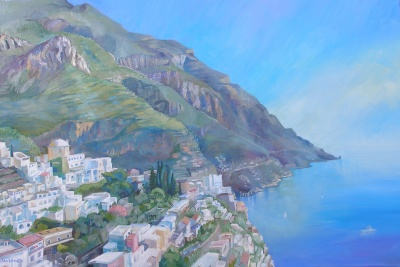 janice_windle_positano_from_the_coast_road