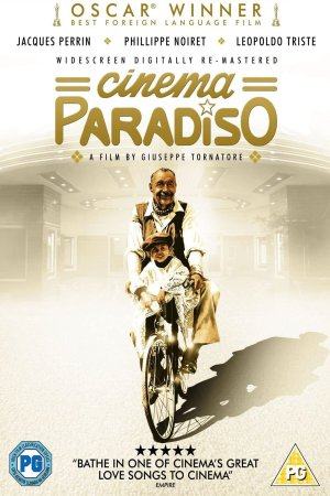 Cinema Paradiso, film by Giuseppe Tornatore - Buy at Amazon