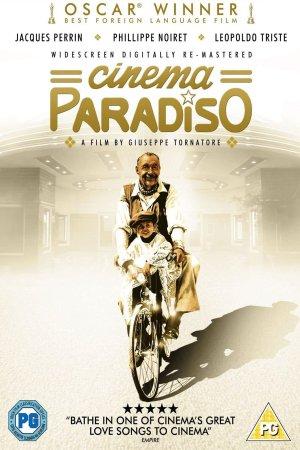 Cinema Paradiso, film by Giuseppe Tornatore - Buy at Amazon